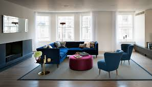 100 Penthouse Soho W1 Interior Design Project Studio Suss