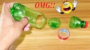 0402 Plastic Bottle Craft Idea