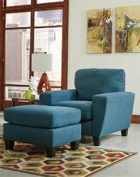 Teal Living Room Set by Sagen Chair From Signature Design By Ashley Furniture
