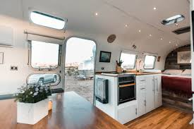 100 Airstream Interior Pictures Tiny Home Tour DIY Remodel Of A 72 Trailer