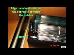 Berner Air Curtain Distributors by Lopro Series Air Curtains Air Doors Instructional Video How To