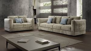 Chateau Dax Italian Leather Sofa by Home