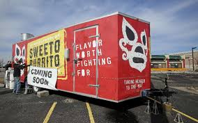100 Fargo Truck Sales Parking Lot In South To Be New Home Of Sweeto Burrito Food