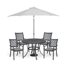 Carambole Metal 4 Seater Dining Set   Departments   DIY At B&Q Brompton Metal Garden Rectangular Set Fniture Compare 56 Bistro Black Wrought Iron Cafe Table And Chairs Pana Outdoors With 2 Pcs Cast Alinium Tulip White Vintage Patio Ding Buy Tables Chairsmetal Gardenfniture Italian Terrace Fniture Archives John Lewis Partners Ala Mesh 6seater And Bronze Home Hartman Outdoor Products Uk Our Pick Of The Best Ideal Royal River Oak 7piece Padded Sling Darwin Metal 6 Seat Garden Ding Set