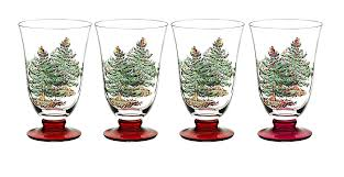 Spode Christmas Tree Mugs With Spoons by Spode Christmas Pitcher Glasses And Mugs For Tea Lovers Crazy