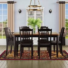 Chandlerville 7 Piece Dining Set Dorel Living Andover Faux Marble Counter Height 5 Pc Ding Set Denmark Side Chair Designmaster Fniture Ava Sectional Cashew Hyde Park Valencia Rectangular Extending Table Of 4 Button Back Chairs Room Big Sandy Superstore Oh Ky Wv Hampton Bay Oak Heights Motion Metal Outdoor Patio With Cushions 2pack Sofa Usb Charging Ports Intercon Nantucket Transitional 7 Piece A La Carte And Liberty