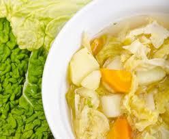 comment cuisiner le choux blanc soupe au chou blanc recette de soupe au chou blanc marmiton