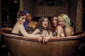 bathtub gin burlesque brunch burlesque brunch at bathtub gin wasabassco