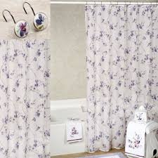 Curtain Beautiful Bathroom Decor Ideas With Floral Shower Curtain