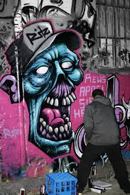 Graffiti Zombie Pictures Photos And Images For Facebook Tumblr
