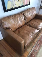 Restoration Hardware Lancaster Sofa Leather by Restoration Hardware Sofas Loveseats And Chaises Ebay