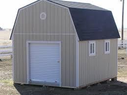 roll up doors idaho wood sheds storage sheds meridian boise