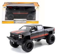 Chevrolet Silverado Just Trucks Off-road 1:24 Jada Oferta - $ 389.00 ...