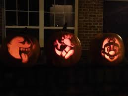 Mario Pumpkin Carving Patterns by Official Pumpkin Carving And Costume Thread Rebrn Com