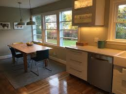 Install Domsjo Sink Next To Dishwasher by A Gorgeous Ikea Kitchen Renovation In Upstate New York