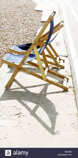 Deck Chairs Wood Pine Frames Twin 2 Two Row Seaside Sea ...
