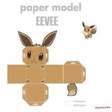 Pokemon Crafts Mew Paper