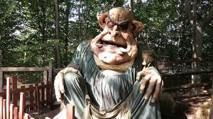 Halloween Busch Gardens by Sleeping Troll At Busch Gardens Williamsburg Howl O Scream 2014