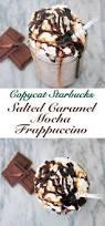 Pumpkin Spice Frappuccino Recipe Starbucks by Best 25 Starbucks Fall Drinks Ideas On Pinterest Starbucks