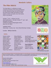 THE FIBER MATRIX Quilters Of Color Network New York And Special