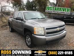 Used Chevrolet Silverado 1500 At Ross Downing Used Cars In Hammond ...