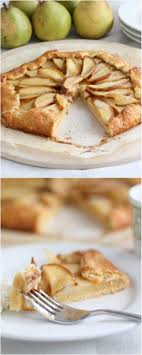 Easy Pear Galette Recipe On Twopeasandtheirpod A Great Dessert For Fall