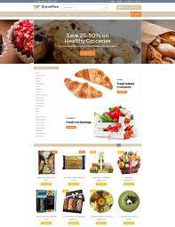 StoreFlex Food Responsive OpenCart Template