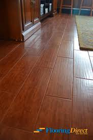 wood look tile sales and installation by flooring direct