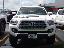 100 Hood Scoops For Trucks 2016 2017 2018 Toyota Tacoma Scoop Hs003 By MrScoop