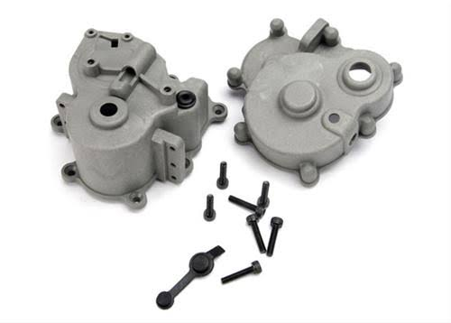 Traxxas 5181 Front and Rear Gearbox Halves - T-Maxx 3.3