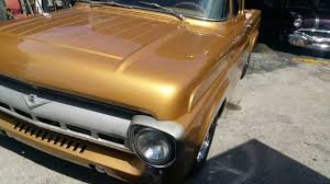 1957 Ford F100 For Sale Restomod - YouTube 1957 Ford F100 For Sale Classiccarscom Cc898086 Sale 2130265 Hemmings Motor News Near Cadillac Michigan 49601 Classics On Truck For Top Car Release 2019 20 Ford F100 Stock Google Search Thru The Years Farm Truck Short Bed W Nice Patina In El Youtube Stepside Boyd Coddington Wheels Truckin Magazine Classic Parts Montana Tasure Island Vintage Pickups Searcy Ar 223 Line 6 3speed Manual Shoprat Rod