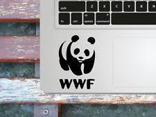 wwf panda decal ebay