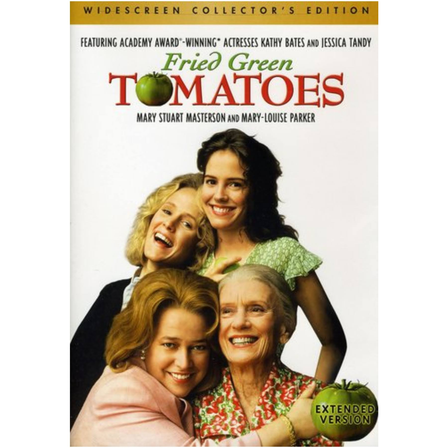 Fried Green Tomatoes DVD