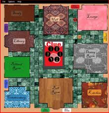 You Can Clearly See The 9 Rooms And Marble Tiles In Image Above Two Characters Miss Scarlet Col Mustard Have Played Their Opening Turns
