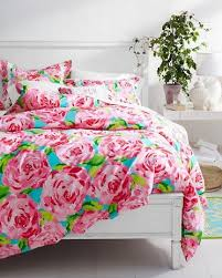 Lilly Pulitzer Bedding Dorm by Lilly Pulitzer Sister Florals Duvet U0026 Sham In First Impression