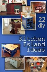 different ideas diy kitchen island kitchen crafters