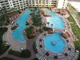 Shores Of Panama Resort Front Desk by Citistar Vacation Rentals In Panama City Beach