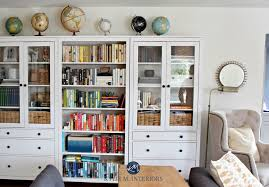 Ikea Hemnes White Bookcases With Book Display Ideas. Vintage Globe ... Before After Fding Light Space In A Tiny West Village Best 25 Grey Interior Design Ideas On Pinterest Home Happy Mundane Jonathan Lo Design Bloggers At Book 14 Blogs Every Creative Should Bookmark Portobello October 2015 167 Best Book Page Art Images Diy Decorations Blogger Heads To Houston Houstonia My Friends House Book First Look Designer Katie Ridders Colorful Rooms Cozy 200 Homes Lt Loves Foot Baths Launch Ryland Peters And Small