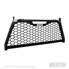 100 Westin Truck Automotive 5781055 Headache Rack HLR Rack Punch Style