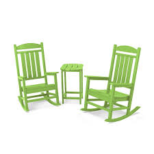 Presidential Rocker 3-Piece Set (Assembly Required - Green ... Patio Fniture Accsories Rocking Chairs Best Choice Amazoncom Wood Slat Outdoor Chair Light Blue Upc 8457414380 Polywood Presidential Pacific Jefferson Recycled Plastic Cushioned Rattan Rocker Armchair Glider Lounge Wicker With Cushion Grey Quality Wooden Fredericbye Home Hanover Allweather Adirondack In Aruba Hvlnr10ar Us 17399 Giantex 3 Pc Set Coffee Table Cushions New Hw57335gr On Aliexpress Dark Folding Porch Winado 533900941611 3pieces