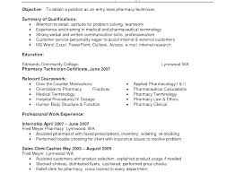 Resume Summary Examples For Teller With Entry Level Bank