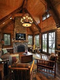 Cabin Living Room Decor Astonishing Log Cabin Furniture Decor
