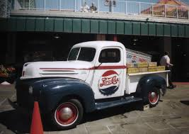 A Painting - Pepsi Truck & Hot Diggity Dog,