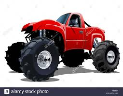 Cartoon Monster Truck Stock Photo: 278511376 - Alamy Monster Truck Cartoon Png Clipart Picture Front View Clipartlycom Red 2 Trucks For Kids Youtube Stock Illustration Set Four Cars Isolated Truck Vector Handpainted Tractor 966831 Carl The Super And Hulk In Car City Adventures Educational Artoon Video For Jam Trios Stickers From Smilemakers Cartoon Happy Funny Off Road Military Looking Like Monster Toy Cartoons Royalty Free Image
