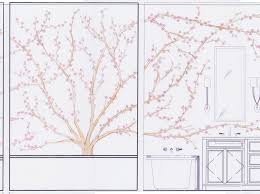 Cherry Blossom Curtain Panels by Cherry Blossom Shower Curtain Part 28 Cherry Blossom With