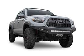 Buy Toyota Tacoma HoneyBadger Front Bumper | ADDOffroad Composite Bumpers For Toyota Tundra 072018 4x4 2014 Up Honeybadger Rear Bumper W Backup Sensor 3rd Gen Truck Post Your Pictures Of Non Tubular Custom Frontrear How To Tacoma Front Removal New 2018 4 Door Pickup In Brockville On 10201 Front Bumper 2016 Proline 4wd Equipment Miami Bodyarmor4x4com Off Road Vehicle Accsories Bumpers Roof Buy Addoffroad Ranch Hand Accsories Protect Weld It Yourself 072013 Move Diy 2015 Homemade And Bumperstoyota Youtube