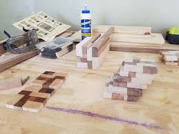 best 25 scrap wood art ideas on pinterest pallet table top