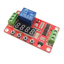 Y103 Free Shipping Water Saving by Uniquegoods Multifunction 12v Self Lock Relay Cycle Timer Module