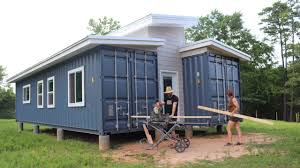 100 Off Grid Shipping Container Homes Building The Rooms In Our OFF GRID Home