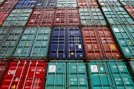 100 Cheap Sea Containers FILE PHOTO Shipping Containers Stacked In The Port Of Miami